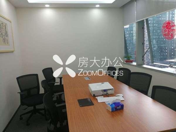 安联大厦-办公工位出租